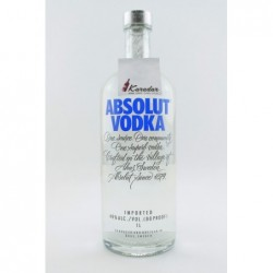 Absolut Vodka 40% Vodka
