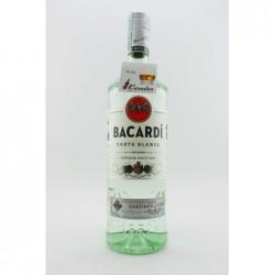Bacardi Carta Blanca 37,5% Rum