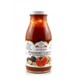 Tomatensauce mit Trüffel...