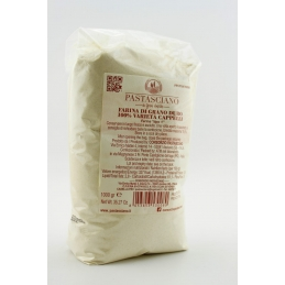 Durum wheat flour from the...