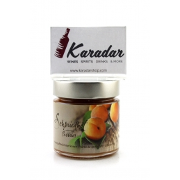 Fruit spread apricot 250g...