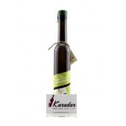Organic pear vinegar 250ml...