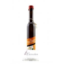 Organic apricot vinegar...