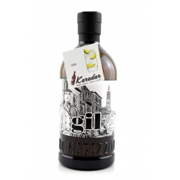 Gin Gil autentic dry...