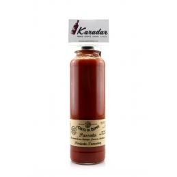Tomato sauce pureed 670g...