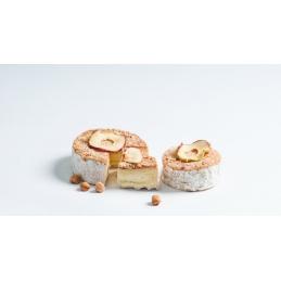 Melus mignon formaggio pasta molle aff. con mele & nocciole ca. 170g Degust Affinatore di formaggio
