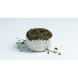 Goat Camembert with herbs...