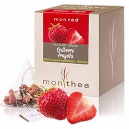 Bio Erdbeer Tee Monred 20...
