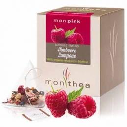 Organic raspberry tea...