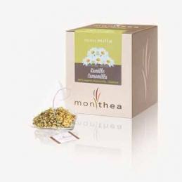 Organic chamomile tea...