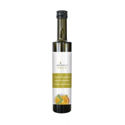 Orange-Lemongrass oil...