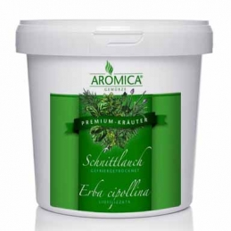 Chives freeze-dried bucket 400g Aromica Herbs and Spices