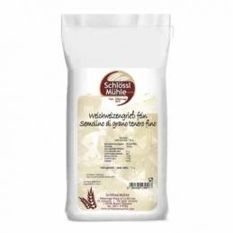 Soft wheat semolina 500g...