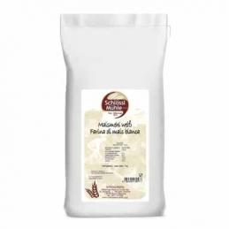 Maismehl Polentamehl weiss 1kg Schlösslmühle