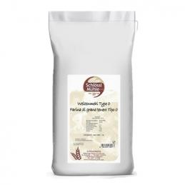 Organic wheat flour type 0...
