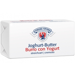 Butter with yogurt from...