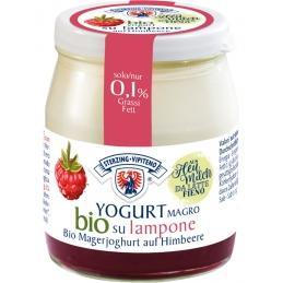 Organic low-fat yogurt...