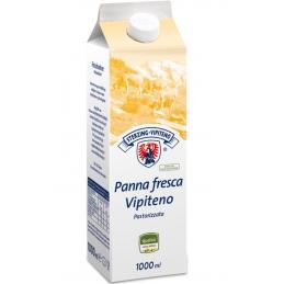 Fresh cream pasteurized...