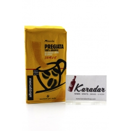 Organic Fairtrade coffee...