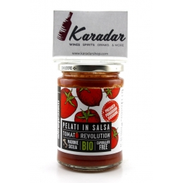 Organic Tomato sauce from...