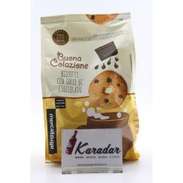 Kekse mit Schokoladetropfen...