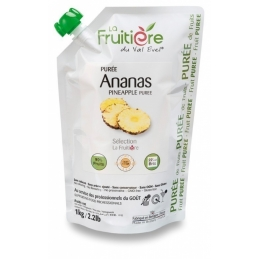 Fruchtpüree Ananas 1 kg La...