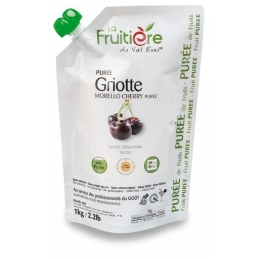 Fruit puree Cherry 1 kg La...