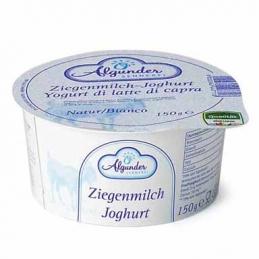 Goat milk yogurt natural 6...