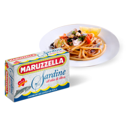 Sardinen in Olivenöl...