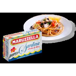 Sardines in olive oil...