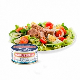 Thunfisch in Olivenöl...