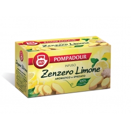 Té Zenzero-Limone 20 Filtri...