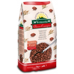 Choco-Crumpies Venosta 1 kg...