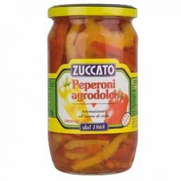 Peperoni geschnitten süß...