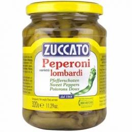 Peperoni lombardi 320g Zuccato