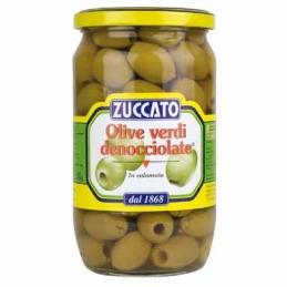 Olive verdi denocciolate in...