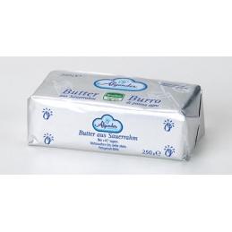 Butter aus Sauerrahm 250g...
