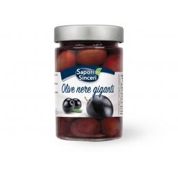 Olive Nere Giganti al...