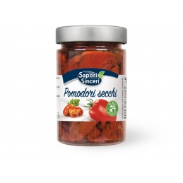 Getrocknete Tomaten in...