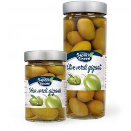 Olive Verdi Giganti al...