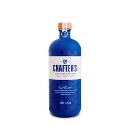 Crafter's London Dry Gin...