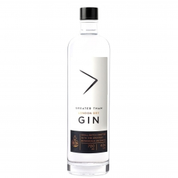 Greater Than London Dry Gin...