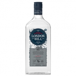 London Hill Dry Gin 100 cl...