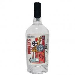 Broker's London Dry Gin...