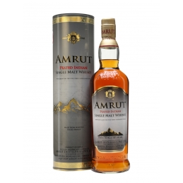 Amrut Peated Indian Single...