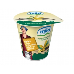 Whole milk yogurt vanilla...