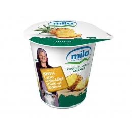 Whole milk yogurt pineapple...