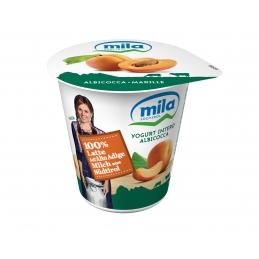 Whole milk yogurt Apricot...