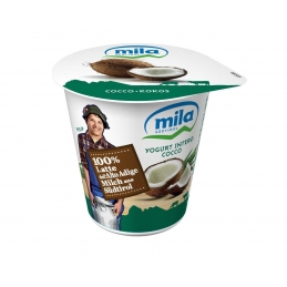 Whole milk yogurt coco 10 x...
