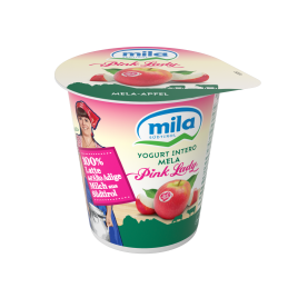 Whole milk yogurt Apple...
